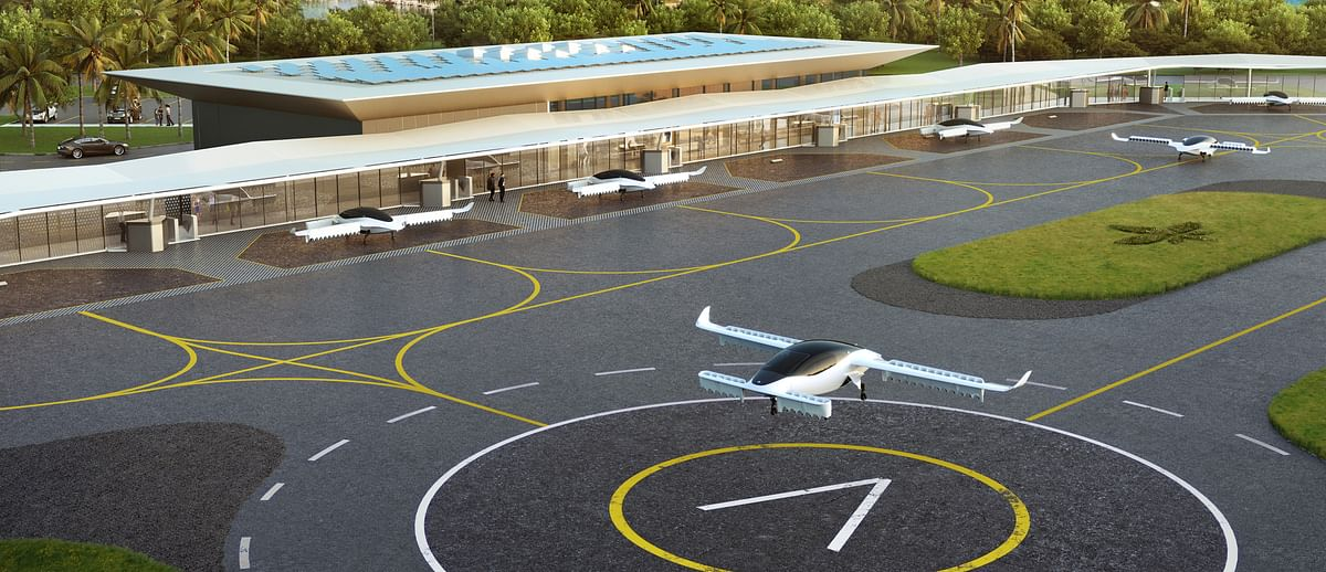 Ferrovial & Lilium to Develop US Vertiport Network