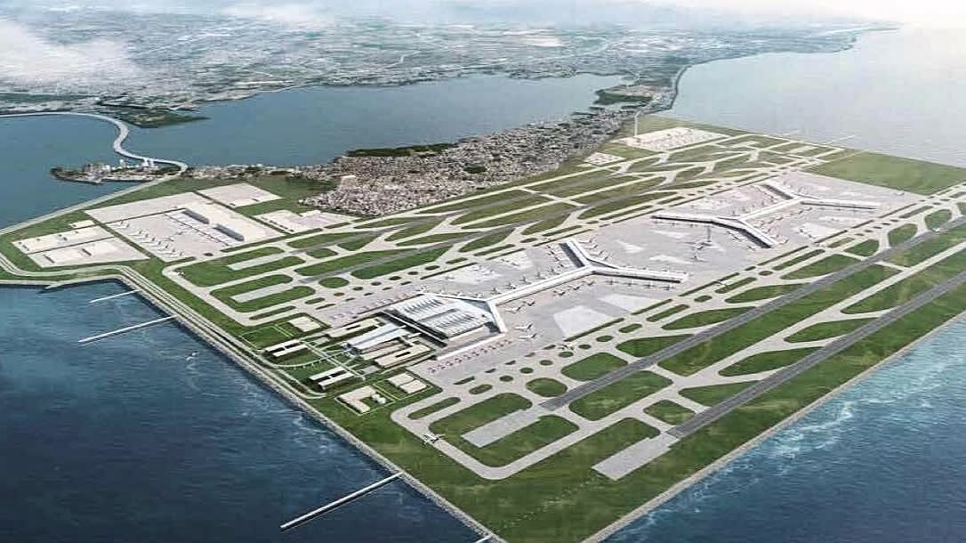 Philippine Airport Project Award to CCCC JV Cancelled