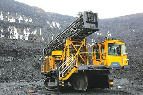 ArcelorMittal Kryvyi Rih Buys Drilling Rig Epiroc DM75 D