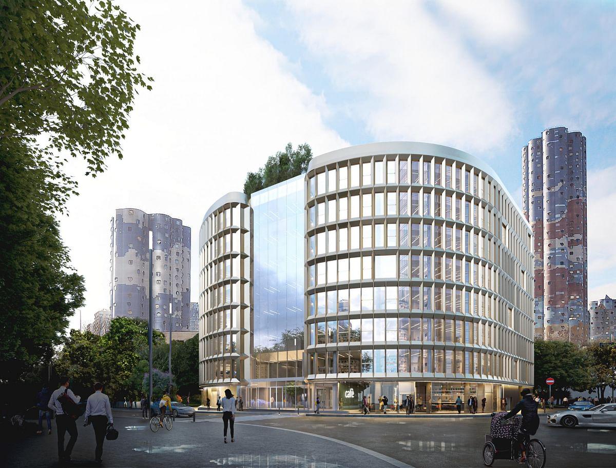 Bouygues & Carlo Ratti Associates to Design ILOW Tower in Paris