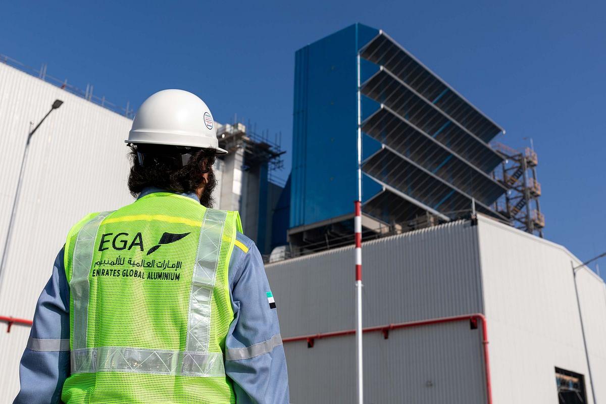 EGA, Mubadala & Dubal Start Power Plant in UAE