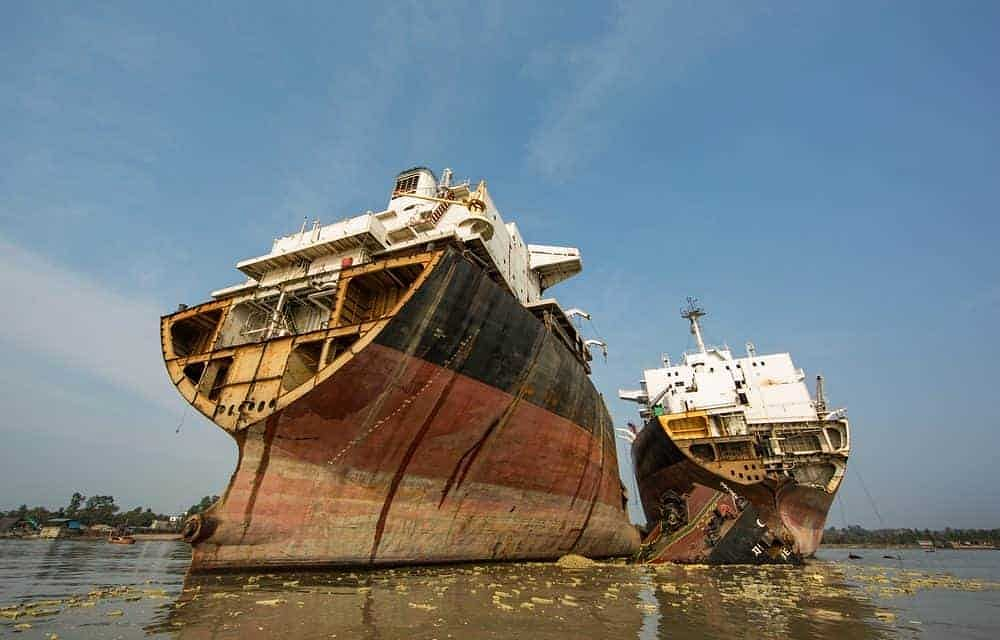 GMS Market Commentary on Ship Breaking in Week 04