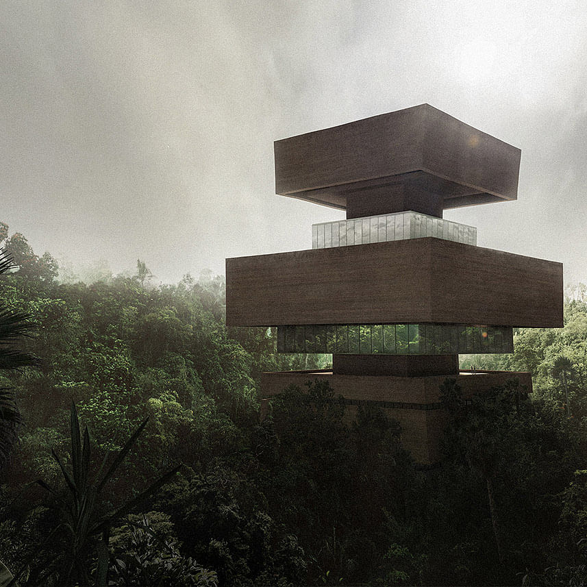 Viktor Sorless to design Research Museum in Mexican Jungle