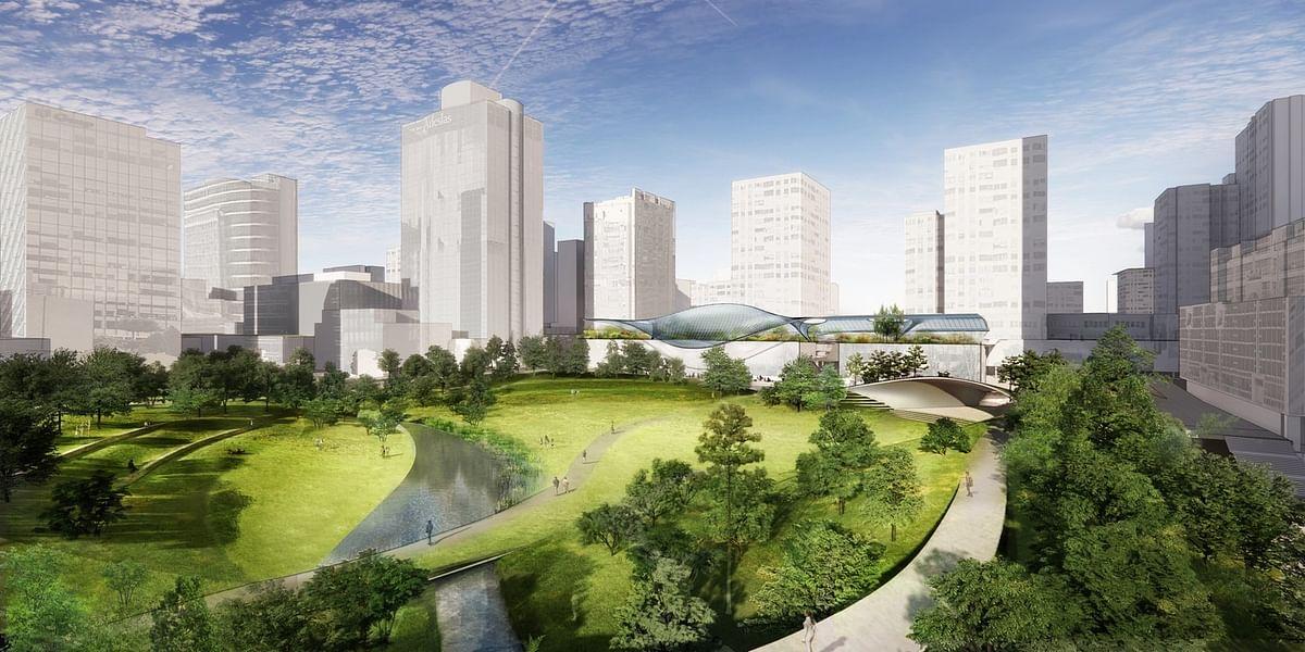 RENAZCA to Transform AZCA Financial District in Madrid