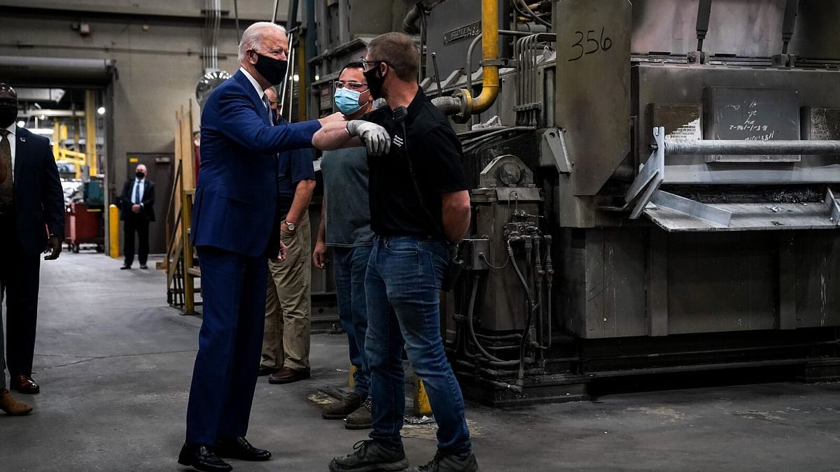 Mr Biden to Keep Section 232 Tariffs on Aluminium from UAE