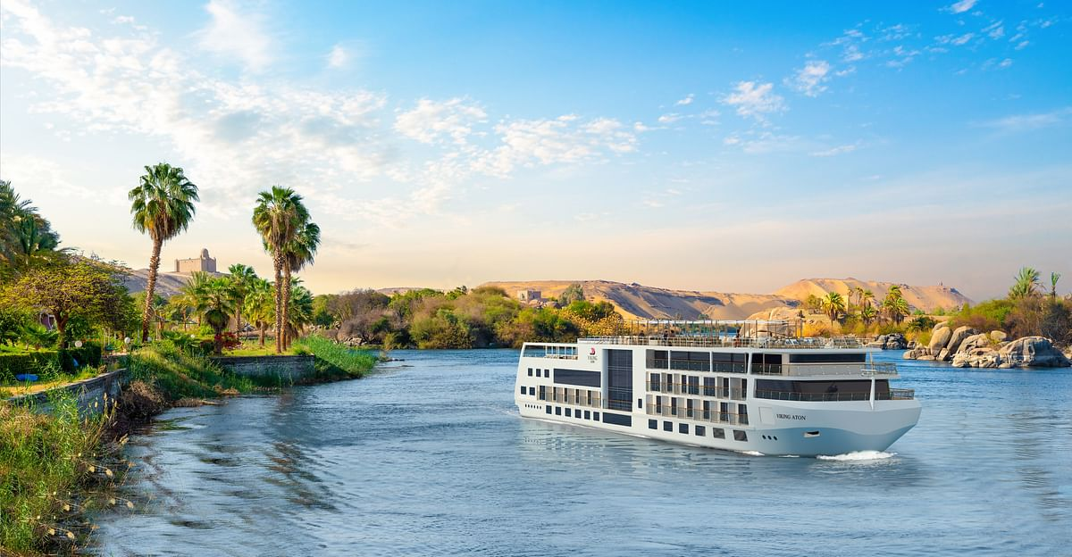 Viking Announces New Nile River Ship for 2022