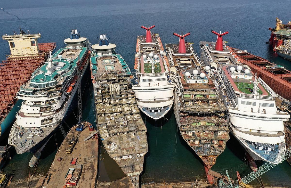 GMS Market Commentary on Ship Breaking in Week 05