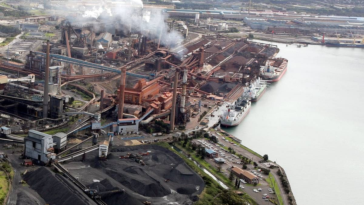 Bluescope May Reline BF 6 at Port Kembla Steelworks