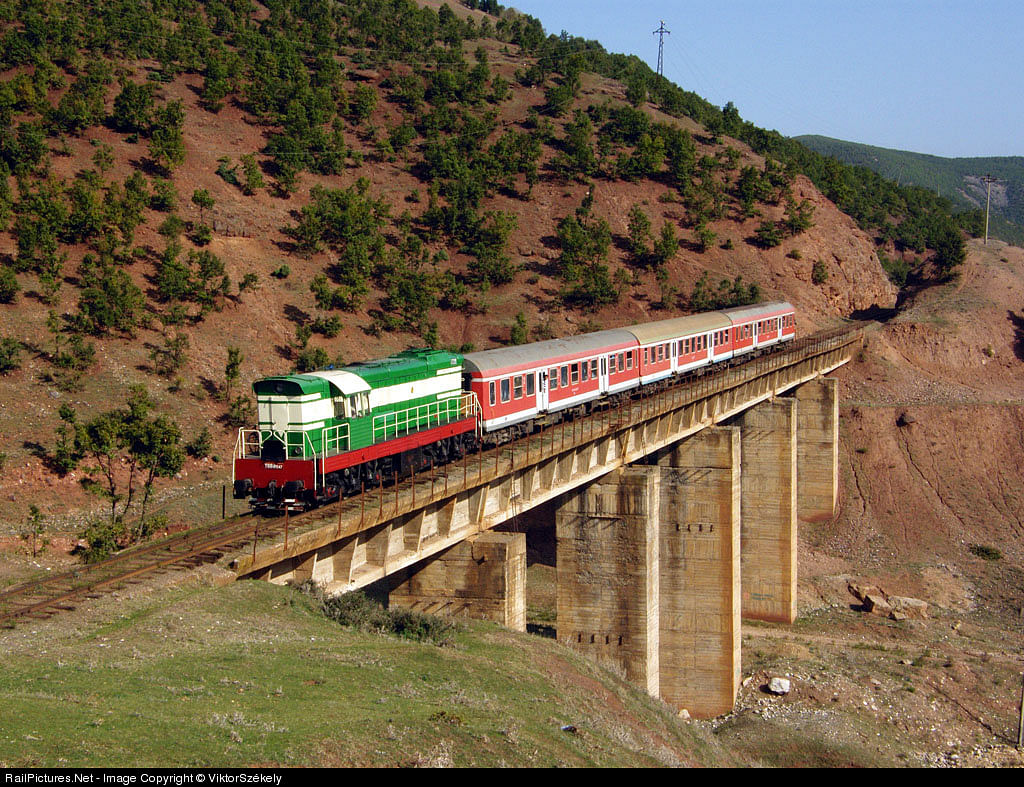 EBRD & EU Support Rehabilitation of Albanian Railway