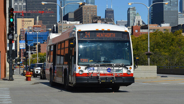 Chicago Transit Authority to Purchase 600 Nova Buses