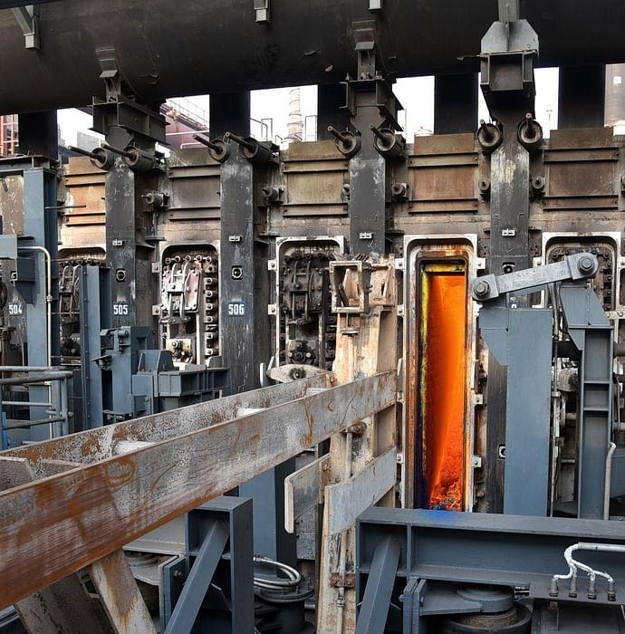 Kalyani Steel Plans Stamp Charged Coke Ovens