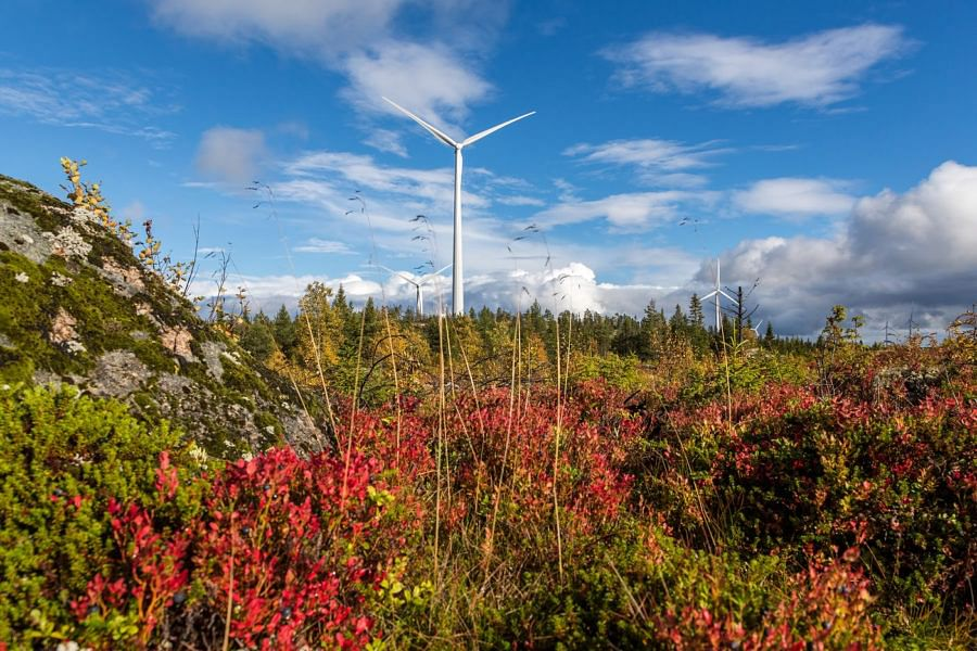 Siemens Gamesa Inks 62 MW Deal with Tekniska verken