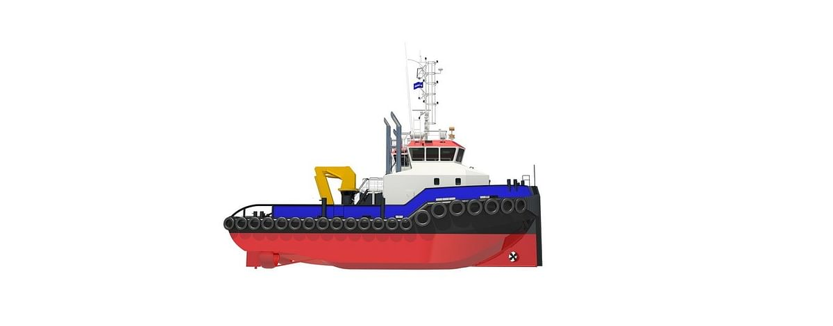 Damen Signs Contract with Ports of Jersey for Shoalbuster 2711