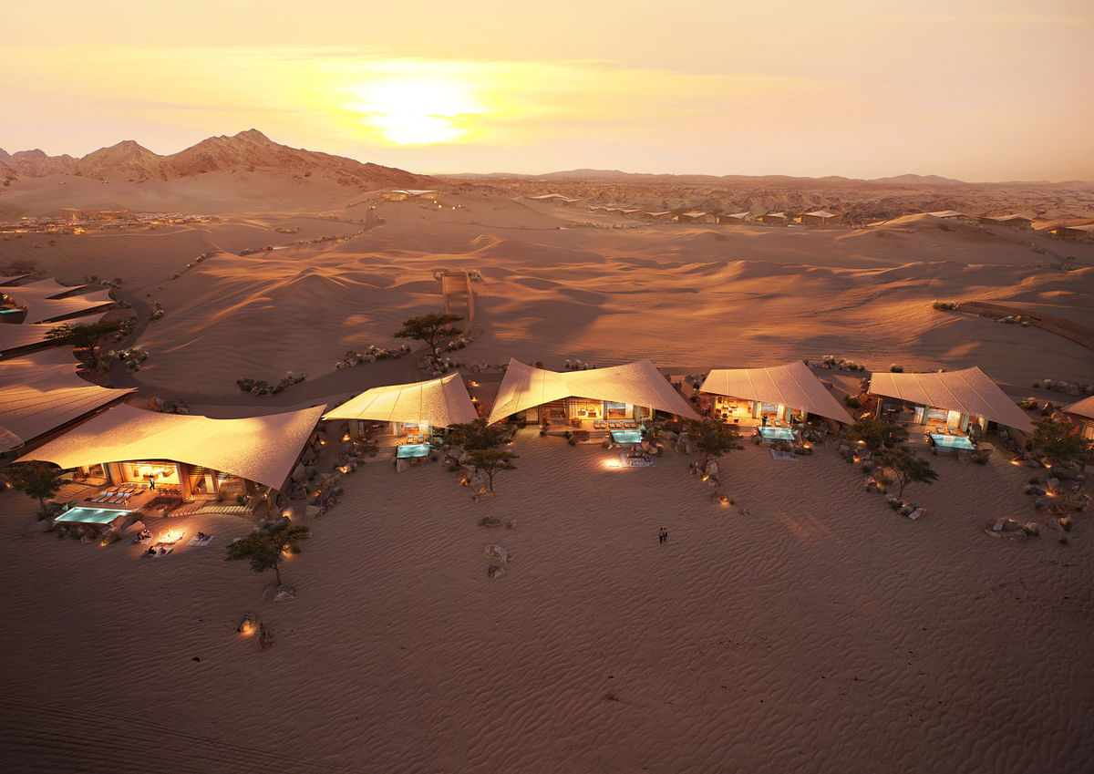 The Red Sea Development Company Commences Hotel Construction