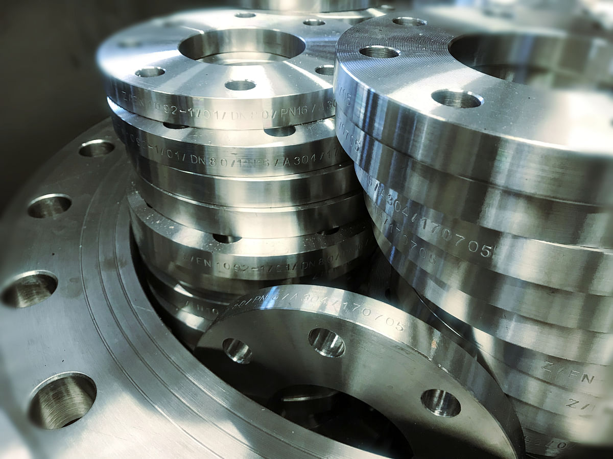 US DOC Finds Higher Liabilityfor Stainless SteelFlanges from India