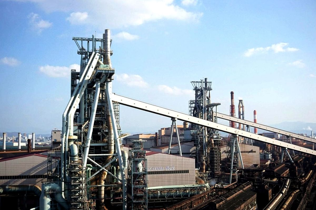 Nippon Steel Sees Steel Demand Recovery in H2 of 2020