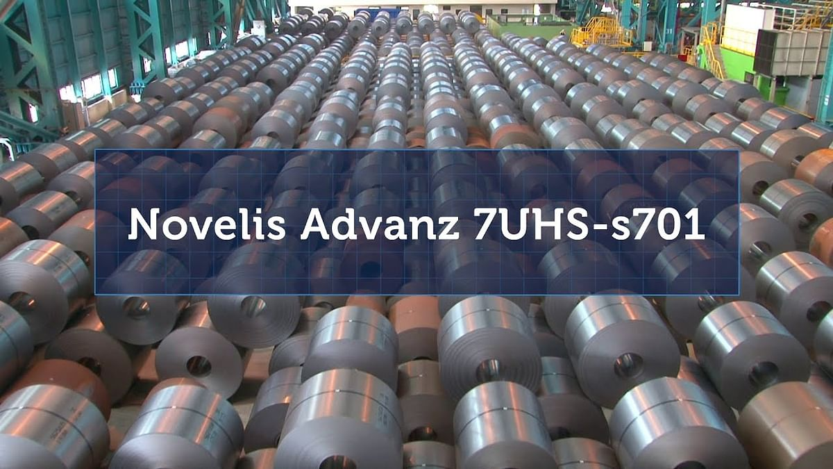 Novelis Debuts New Aluminum Solution Category for Automakers