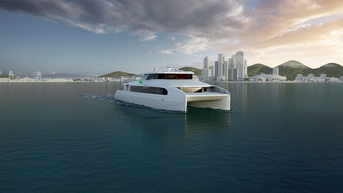 ABB to Power Zero Emissions Ferry in South Korea