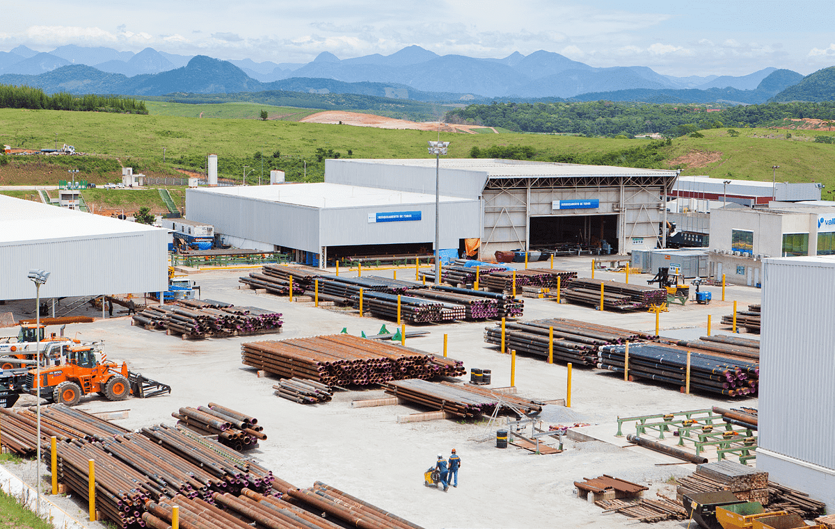 Nippon Steel to Sell Stake in Vallourec Solugoes Tubulares Brasil