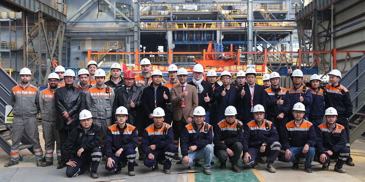 Danieli Twin Mida ECR Plant Starts at Guilin Pinggang