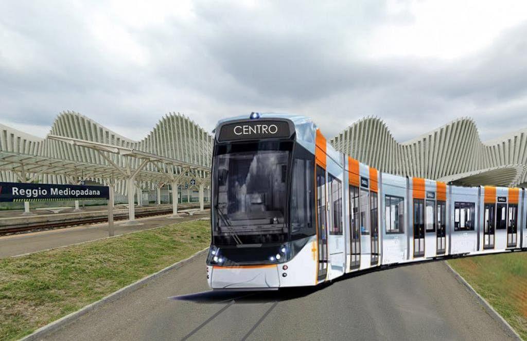 Reggio Emilia in Italy Plans First Tramway Line