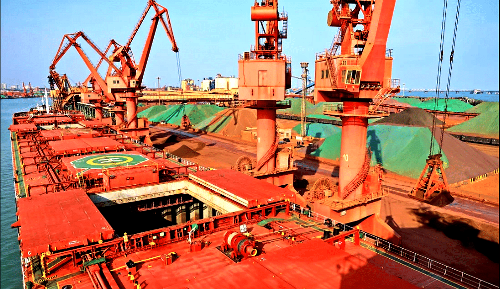 BHP Sees China's Demand for Iron Ore to be lower in H2 of 2020