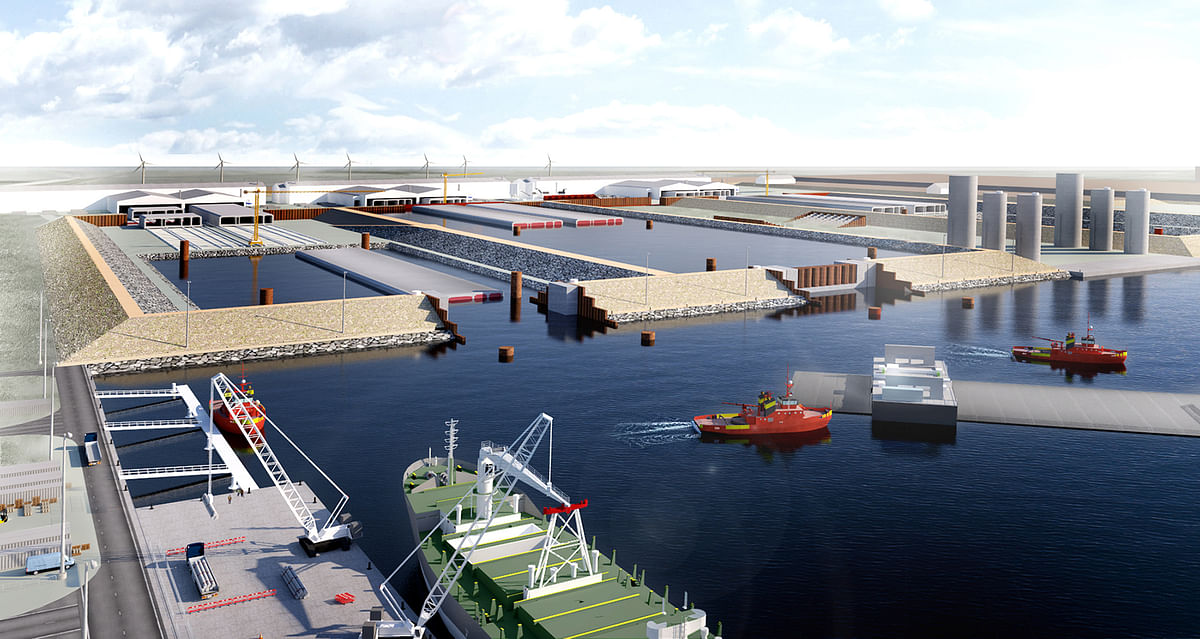 Femern Tunnel to Connect Denmark and Germany