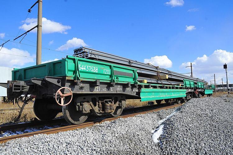 Mechel's Rail Sales in 2020 up by 8% YoY