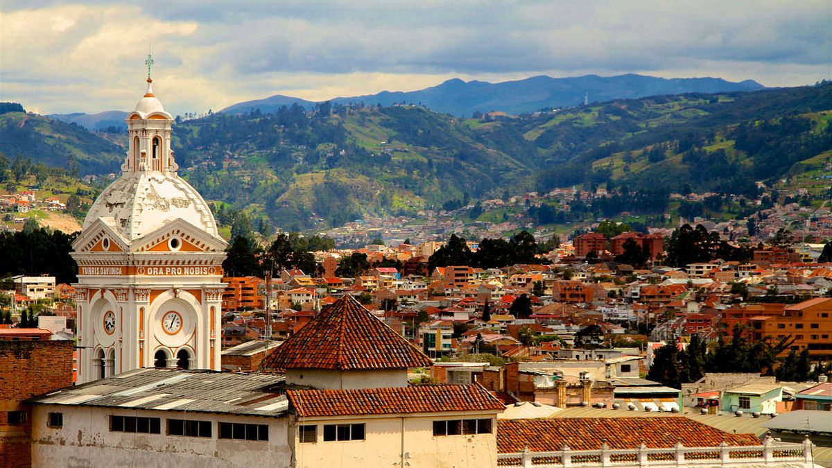 Resident Vote to Ban Future Mining Projects in Cuenca in Ecuador