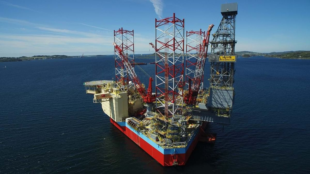 Maersk Drilling Secures Two Well Contract from Aker BP