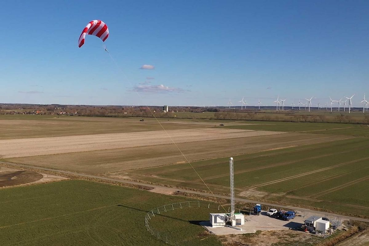 RWE & SkySails Harness High Altitude Winds for Power Generation