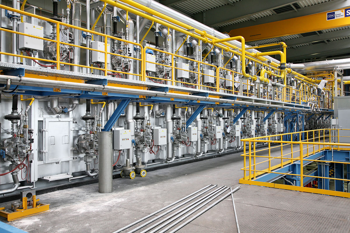 ANDRITZ to Supply DRAP Line to Jindal Stainless