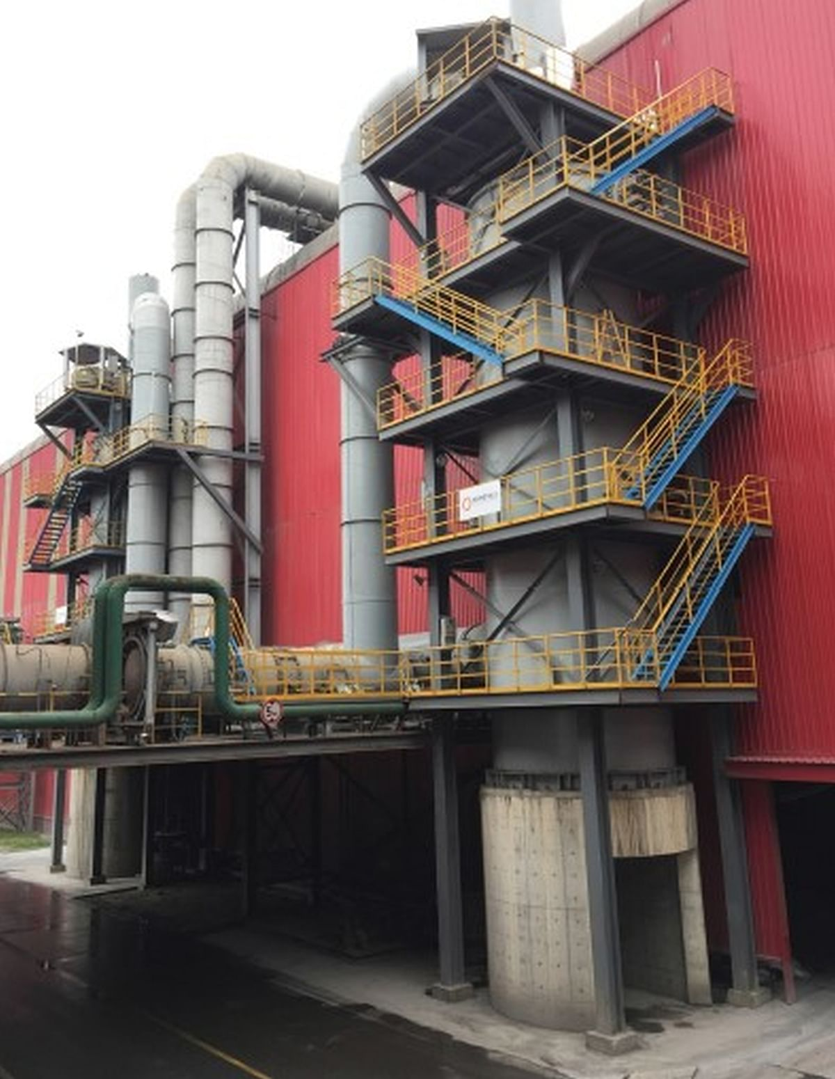 Primetals Completes Project for BOF Off Gas at Changzhou Eastran