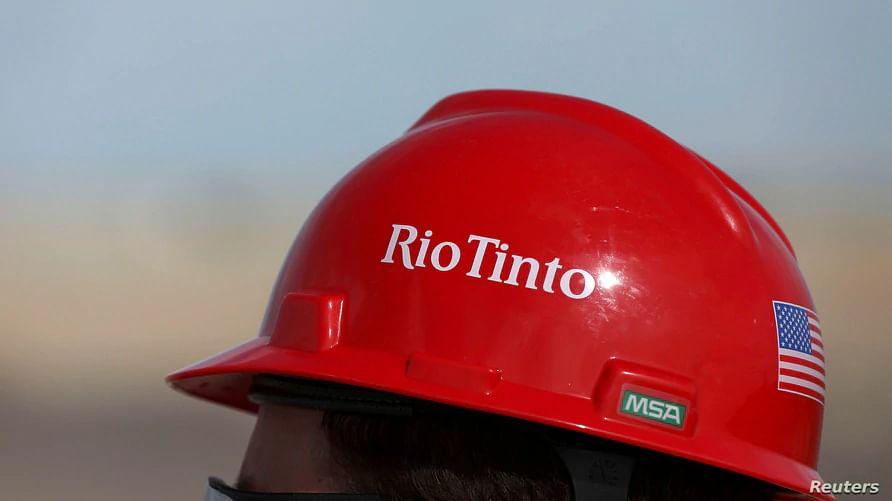 Rio Tinto Unveils New Executive Team