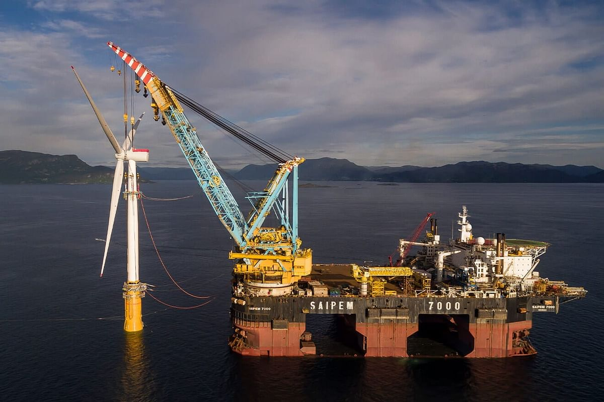 Saipem Secures Contract in Renewable Energy Sector in France