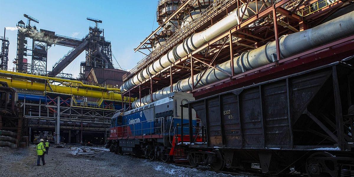 Severstal Commissions Cherepovets Blast Furnace 3