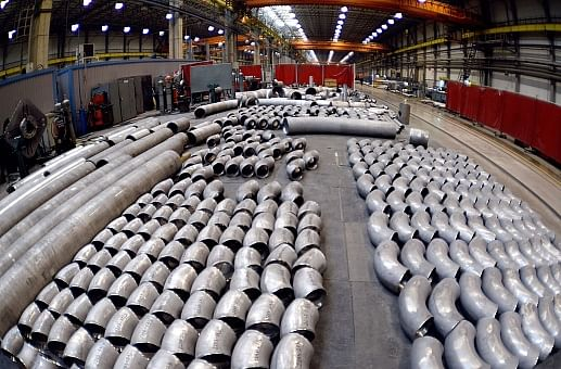 OMK Belgorod Plant Supplies Pipe to Kudankulam Nuclear Power Plant