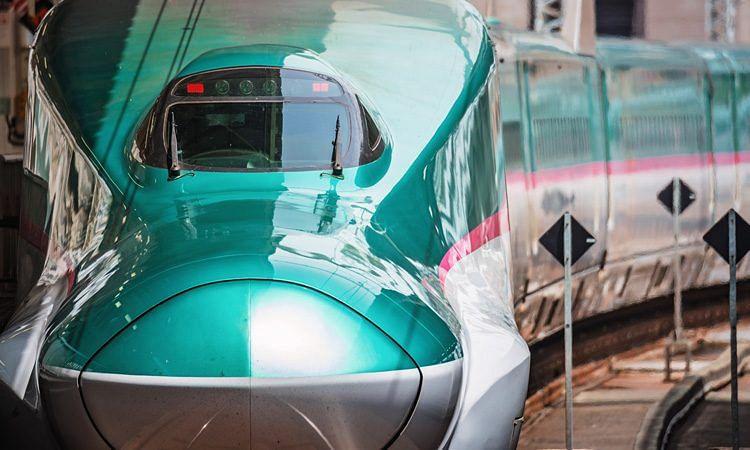 Mumbai Ahmedabad High Speed Rail