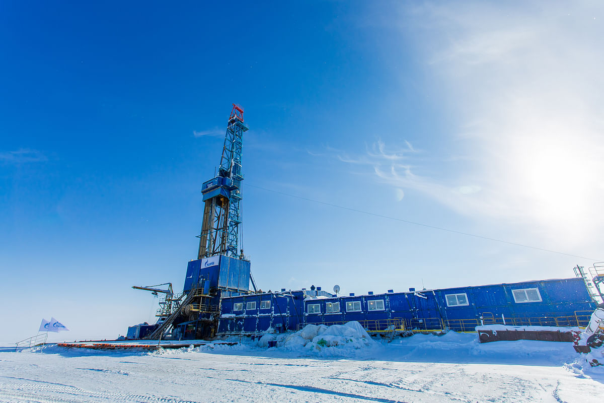 Gazprom Expands Gas Reserves in 2020