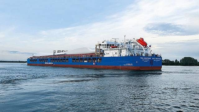 SCHOTTEL Propulsion Systems for 9 More Russian Cargo Vessels