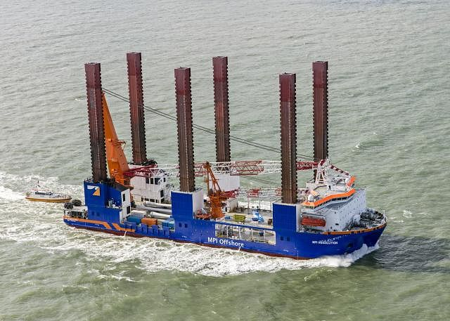 Vattenfall Awards Van Oord 4-year O&M Framework Contract