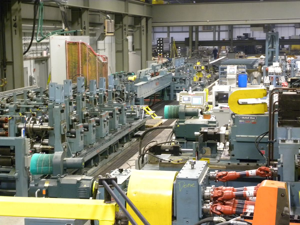 Nucor to Build HSS Tube Mill in the Midwest in US