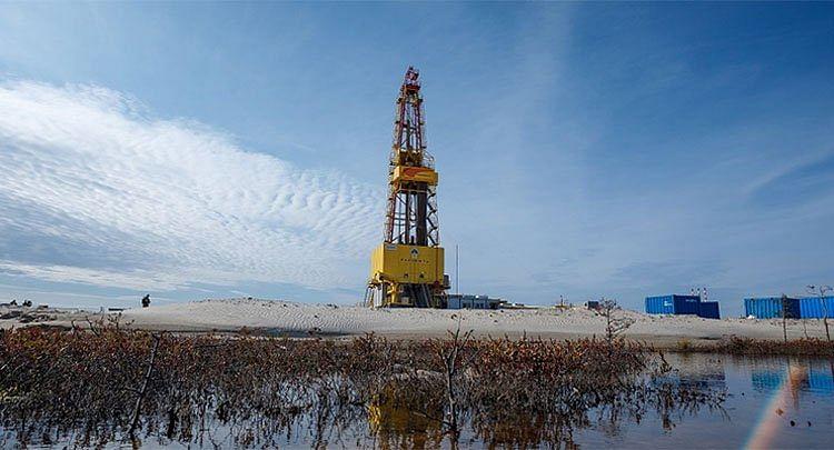 Verkhnechonskneftegaz Pumps 2.5 BCM of APG to Underground Storage