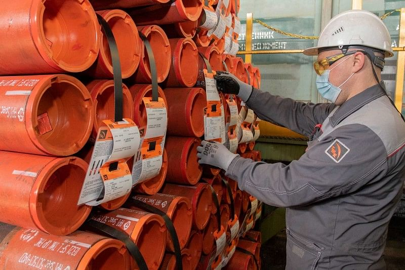 TMK Starts Shipping Pipes for Uzbekneftegaz