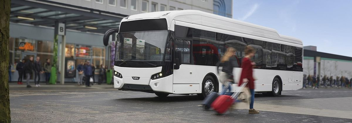 KVG Orders 67 Electric Buses from VDL Bus & Coach for Kiel