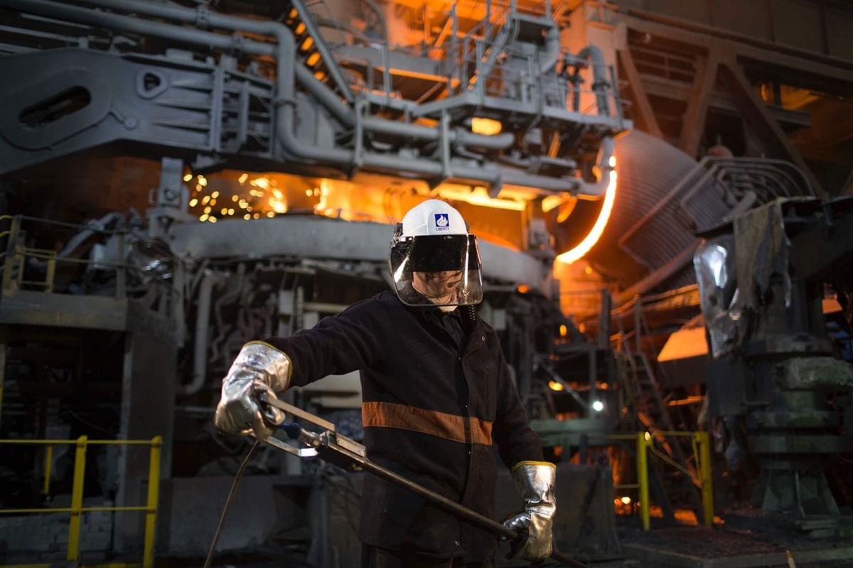 UK Government Drawing Up Contingency Plans to Save Liberty Steel