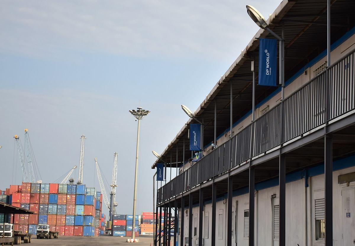 DP World Starts Operations of Terminal at Port of Luanda