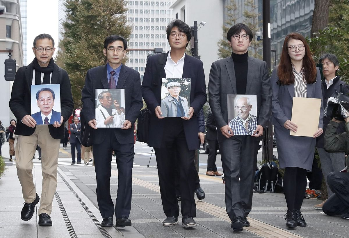 Nippon Steel Reiterated Claim in Wartime Forced Labour Court Case