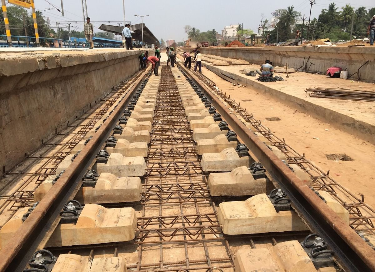 Surge in Steel & Copper Prices Delaying Railway Projects in India