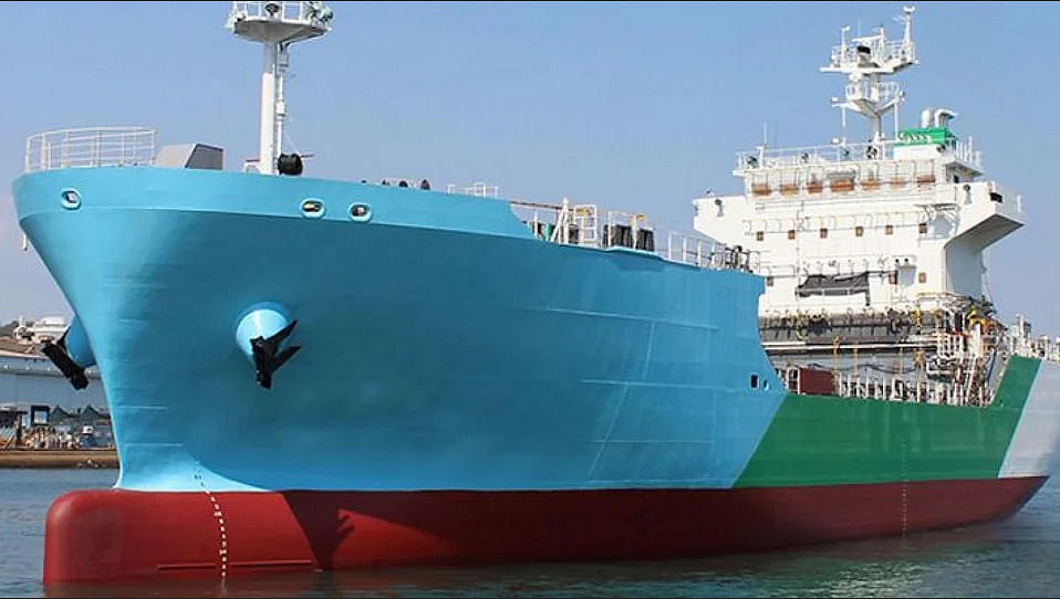 Keppel Delivers LNG Carrier Avenir Accolade